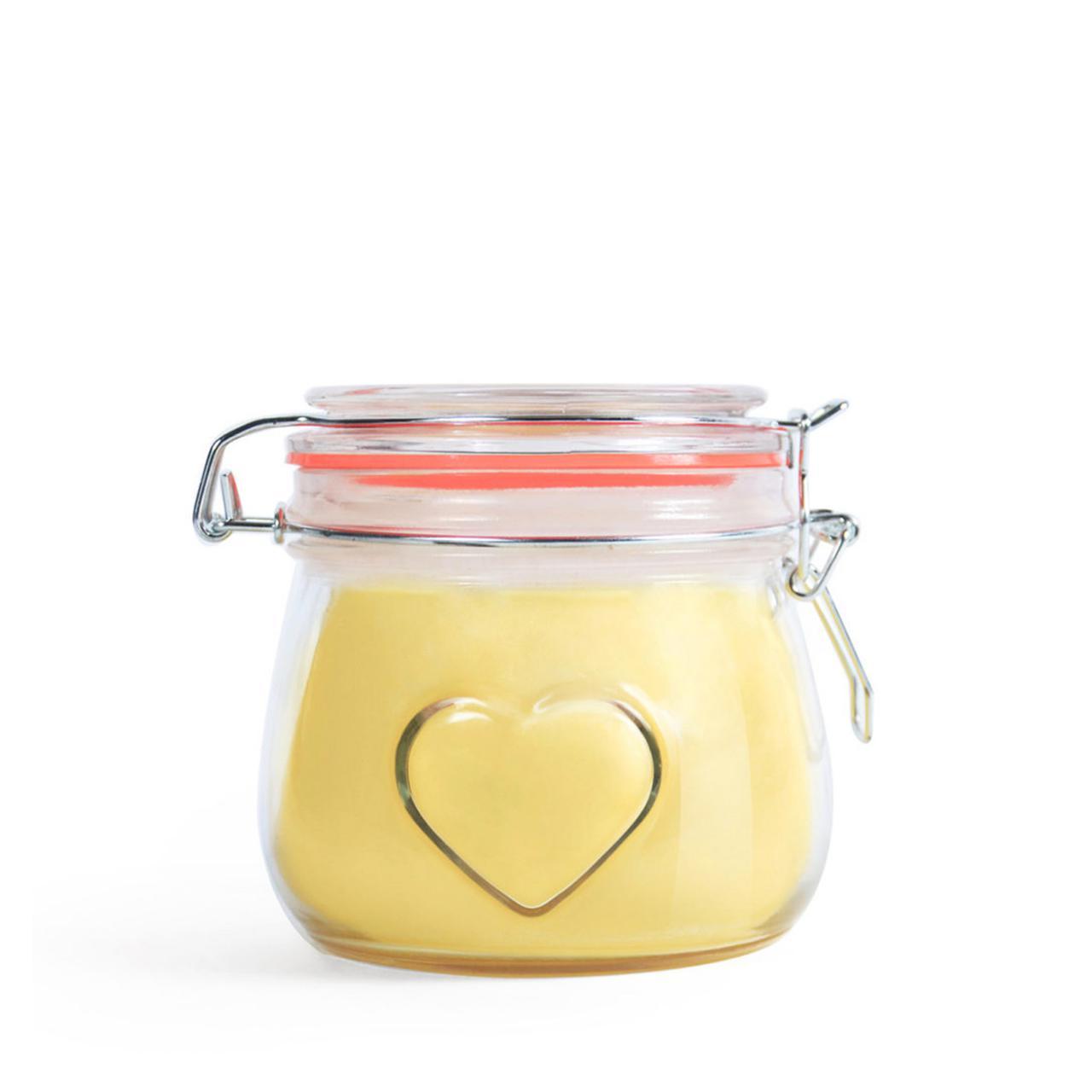 Ghí přepuštěné máslo Srdce 500ml čisté