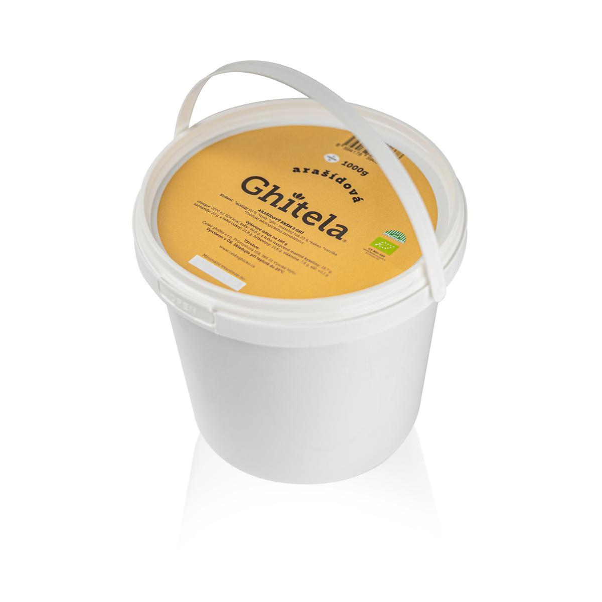 Ghitela® 1000g arašídová