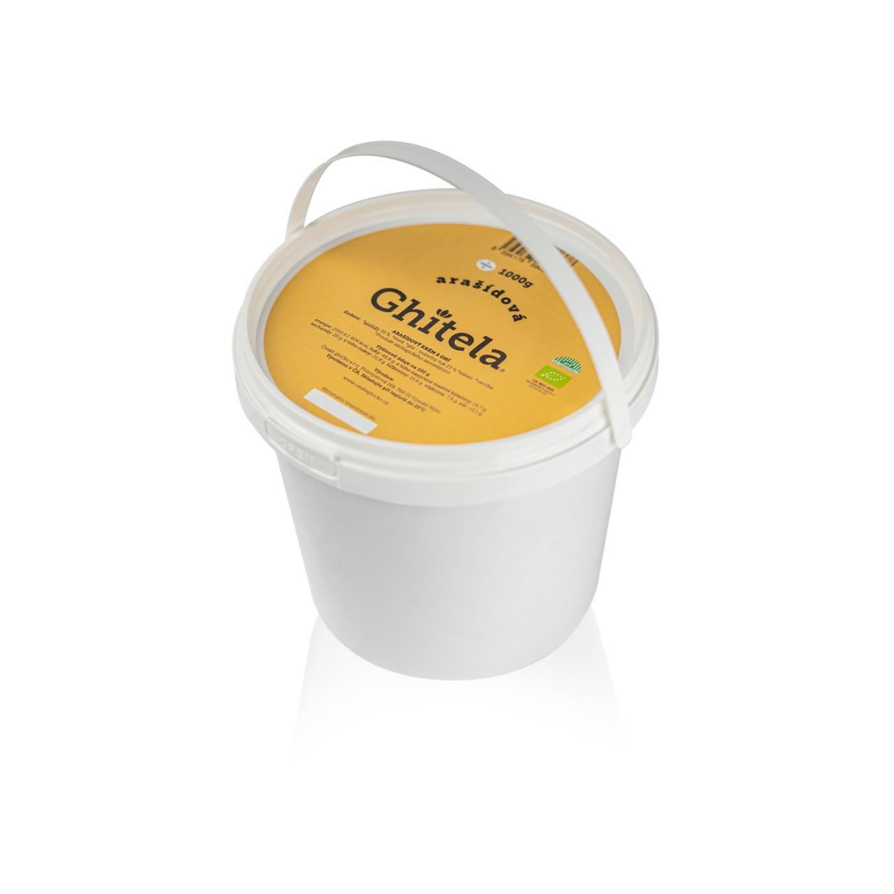 Ghitela® 1000g arašídová BIO