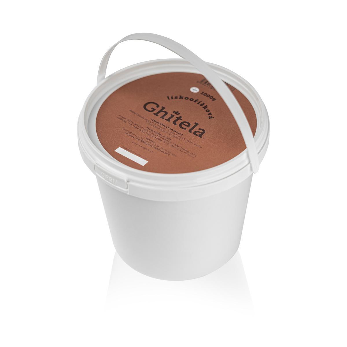 Ghitela® 1000g lískooříšková